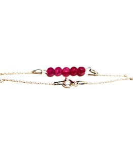 Rhodochrosite Bracelet Rhodochrosite Silver Bracelet Sterling Silver Bracelet Gemstone Bracelet Pink Bracelet Gift for Her Bracelet